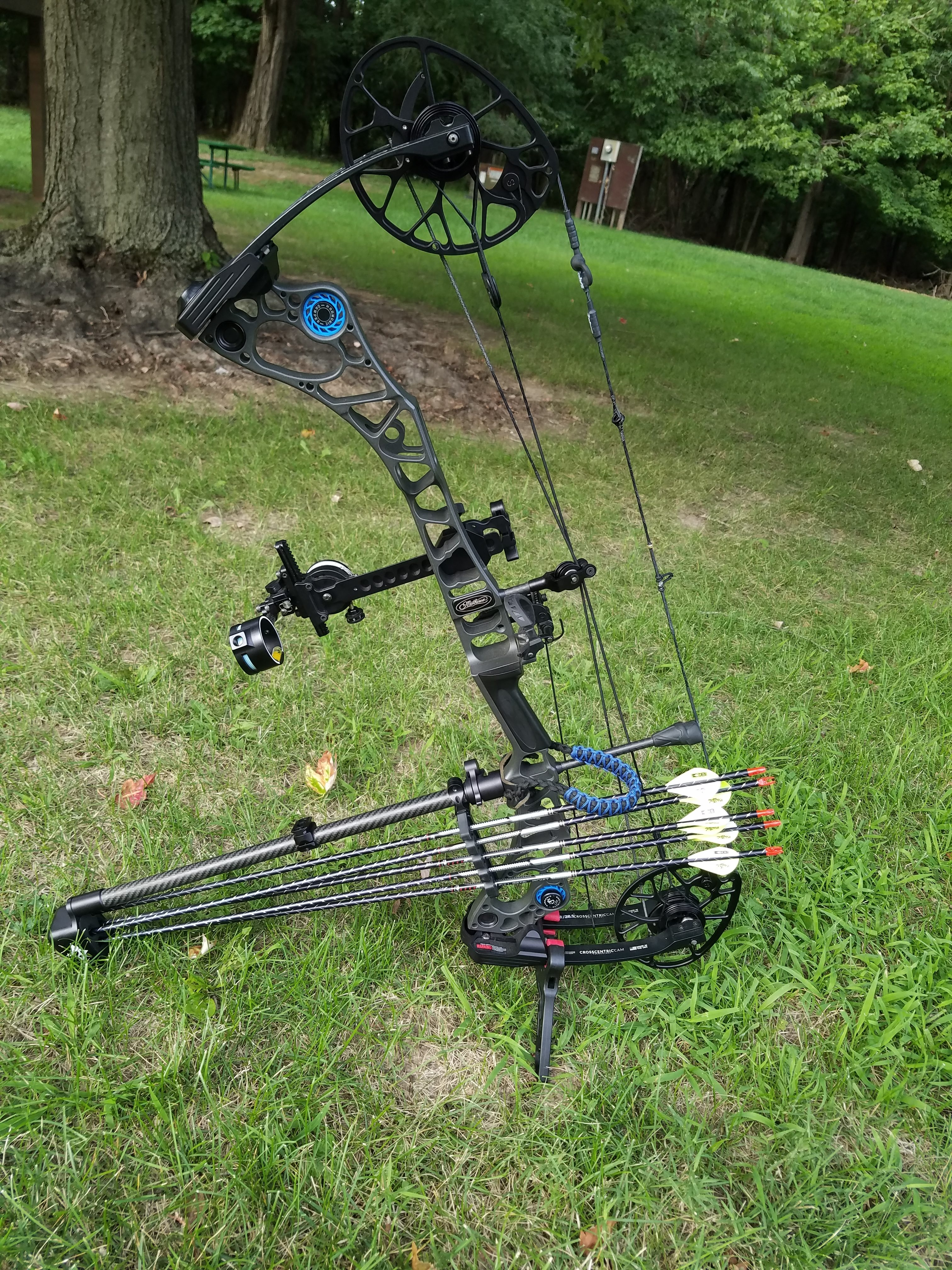 My Hunting Bow Setup for the 2017-18 Season | Better Bow